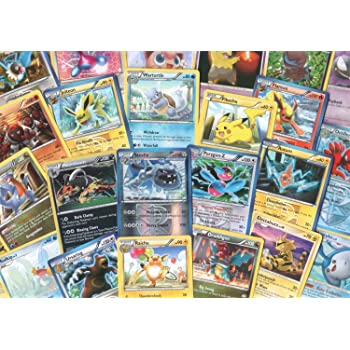 Pokemon Company International - Confezione assortita da 100 carte collezionabili dei Pokemon