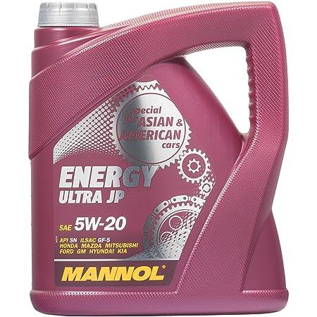 Mopar Motoröl 5w20 Inhalt 5 Liter Sae Viskositaet 5w 20 Spezifikationen Api Sn Ilsac Gf 5 Auto