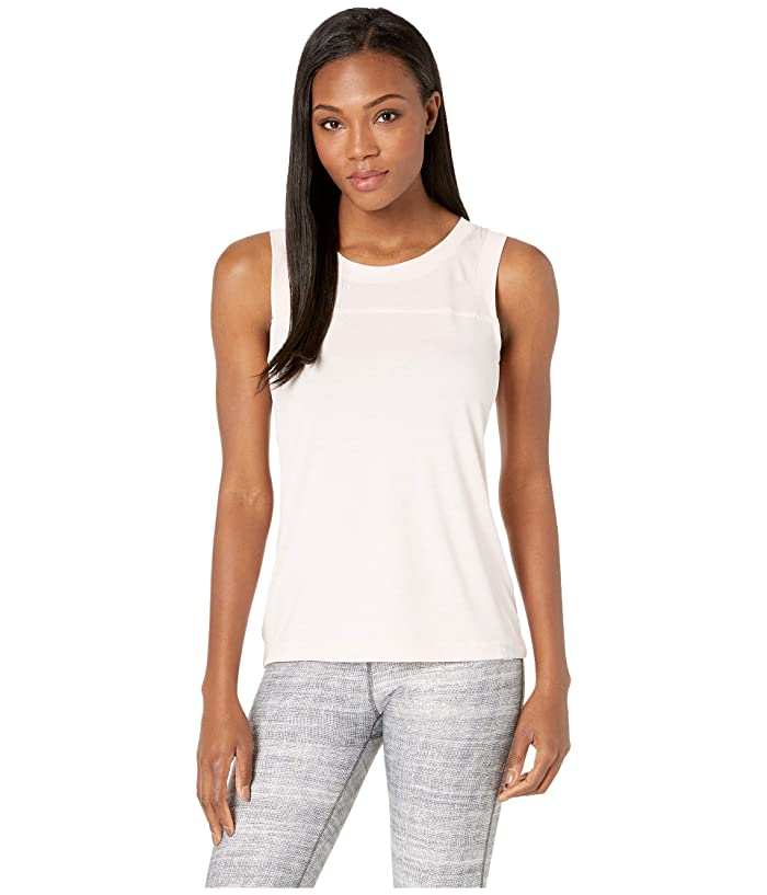 The North Face HyperLayer FD Tank Top (Pink Salt Heather) Women