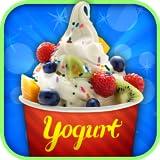 Frozen Yogurt - Cooking games