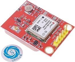 SMAKN® Raspberry Pi GPS Module with U-BLOX NEO-6M Modular and High Performance Ceramic Antenna