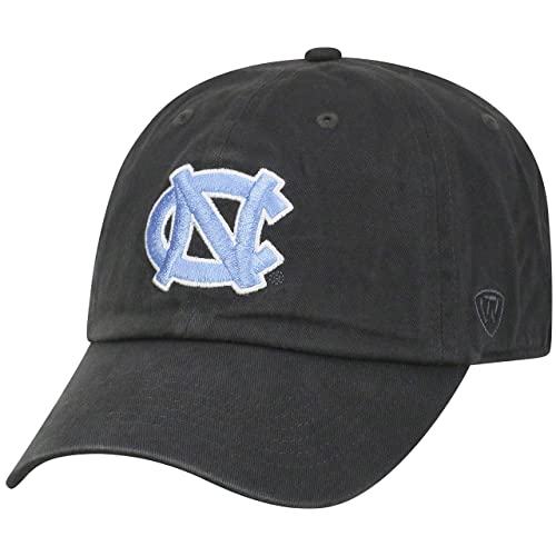 save off a6ba0 80951 Top of the World NCAA Men s Hat Adjustable Relaxed Fit Charcoal Icon