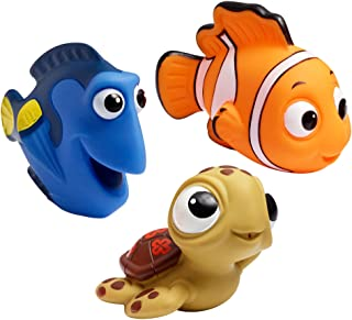 The First Years Disney Baby Bath Squirt Toys, Finding Nemo, Pack of 3