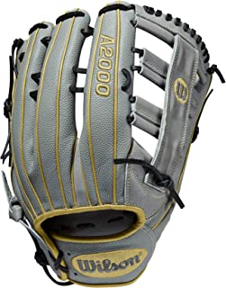 Wilson A2000 SuperSkin Slowpitch Softball Glove Series
