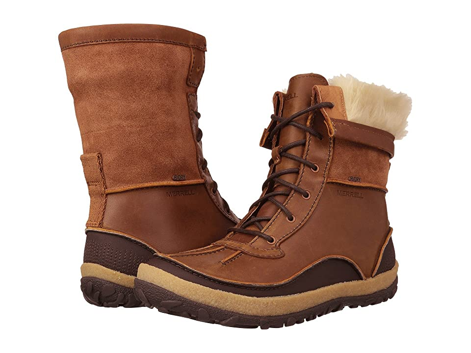 Merrell Tremblant Mid Polar Waterproof (Merrell Oak) Women