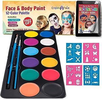 Explore Face Paints For Children Amazon Com