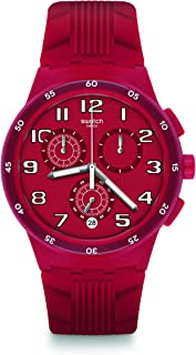 Swatch Red Step - SUSR404 Red One Size