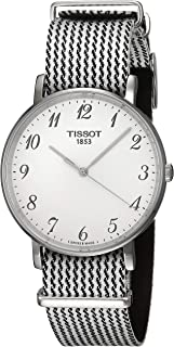 Tissot Men's Quartz Watch with Stainless-Steel Strap, Two Tone, 18 (Model: T1094101803200)