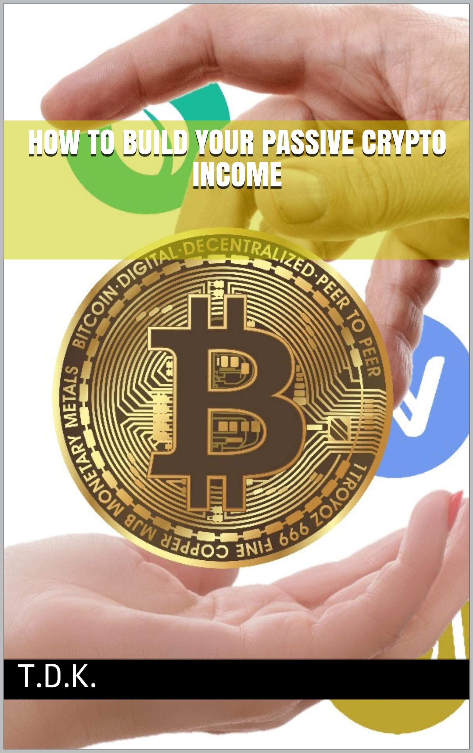 How to build your passive crypto income