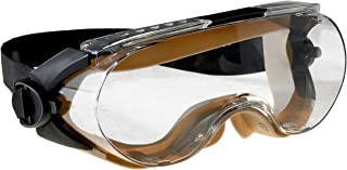 3M Maxim Safety Splash Goggle, 40671-00000-10 Over-the-Glass, Clear Anti-Fog Lens