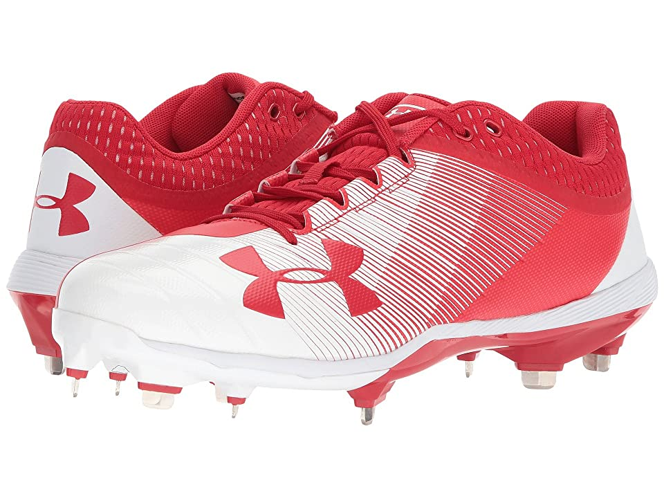 Under Armour UA Yard Low DT (Red/White) Men