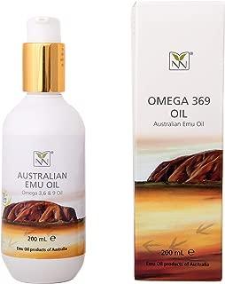 Omega 369 Oil (Australian Emu Oil) Fragonia Essential Oil, 200ml