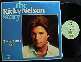 the Ricky Nelson Story; 3 LP