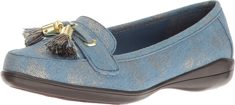 Soft Style Womens Denise Slip-On Loafer
