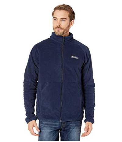 Columbia Basin Trailtm Fleece Full Zip Jacket (Collegiate Navy) Men