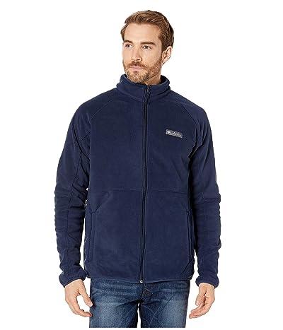 Columbia Basin Trailtm Fleece Full Zip Jacket (Collegiate Navy) Men