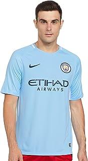 Nike Herren Breathe Manchester City Fc Stadium Trikot