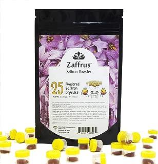 Best ground saffron powder Reviews