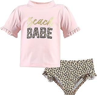 Hudson Baby Swim Rashguard Set