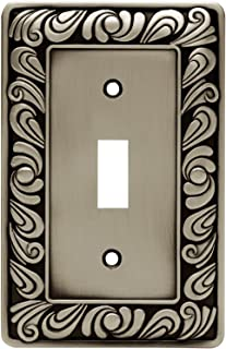 Best pewter switch plates Reviews