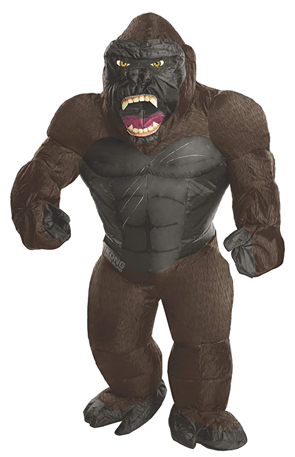 Rubie's Costume Co. Men's Skull Island Inflatable King Kong Costume