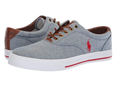 Polo Ralph Lauren Vaughn (Blue/Ralph Lauren Red) Men