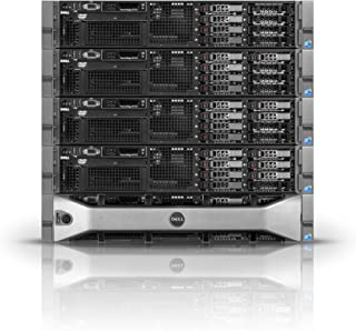 Dell PowerEdge R710 Server | 2X X5650 12 Cores | 16GB | PERC6i | 4X Trays (Renewed)