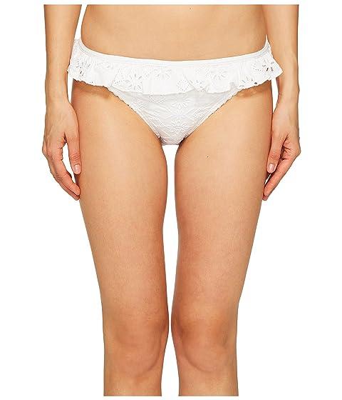 Kate Spade New York Half Moon Bay #58 Ruffle Classic Bikini Bottom