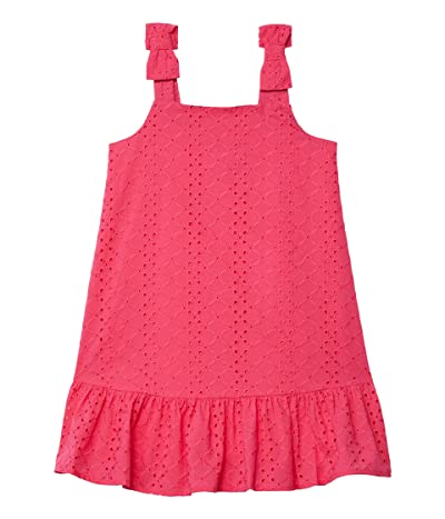 Janie and Jack Eyelet Dress (Toddler/Little Kids/Big Kids)