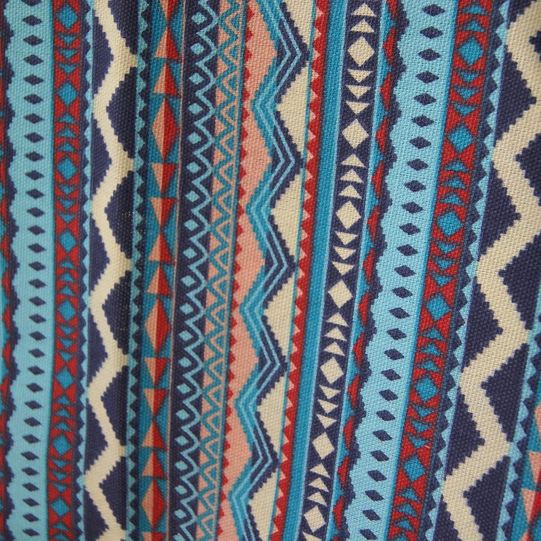 GSJJ Baumwolle Baumwolle Baumwolle Tischdecke Prämie Rechteck Bohemian Stil XHJF-001 Polyester Tischdecke Dekoration Zubehör Pflegeleicht 2 Farbe & 10 Größe, Blau,140  220Cm(55 X86 ) B07FNQNL3P 37e66b