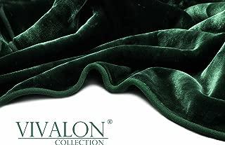 Best hunter green blanket Reviews