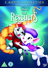 Rescuers & Rescuers Down Under [Blu-ray]