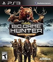 Cabelas: Big Game Hunter Pro Hunts - PlayStation 3