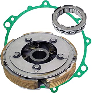 CALTRIC WET CLUTCH CARRIER and ONE WAY BEARING Fits YAMAHA GRIZZLY 450 YFM450 2007-2014