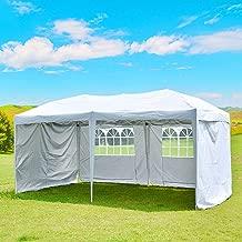 pop up garden tent