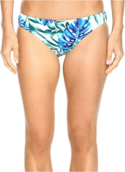 Tommy Bahama - Fronds Floating Reversible Hipster Bikini Bottom