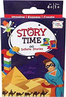 Trunk Works Storytime Travel Card Game enhances Story Telling Spoken English Vocabulary and Emphasis on Good Manners