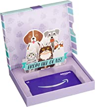 Amazon.com Gift Card in a From All of Us Pop-Up Box
