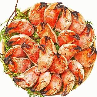 ジョナクラブ 特大8cm カニ爪 スリット入 カニ ポーション 蟹 ボイル ギフト かに むき身 (1kg)