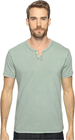 Button Notch Tee
