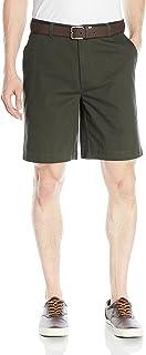 Amazon Essentials Uomo Pantaloncini chino con cavallo di 18 cm