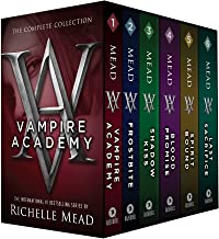Download Book Vampire Academy Box Set 1-6 PDF