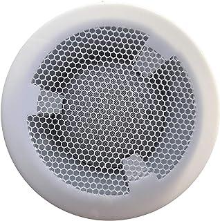 Suporte Splin para Echo Dot 4 Amazon modelo 2021 de embutir no teto (branco)