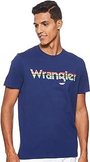 Wrangler Men's SS WRANGLER TEE Men's T-Shirts