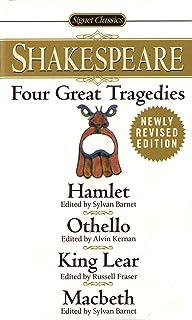 Four Great Tragedies: Hamlet, Othello, King Lear, Macbeth (Signet Classics)