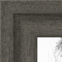 ArtToFrames 20x20 inch Slate Gray Picture Frame, WOMBW275-1609-20x20