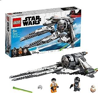 レゴ(LEGO) スター・ウォーズ ブラックエース・タイ・インターセプター 75242 ブロック おもちゃ 男の子