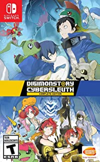 Digimon Story Cyber Sleuth: Complete Edition for Nintendo Switch [USA]