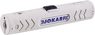 Jokari 30500 Number 1 Cat Cable Stripper, Ivory