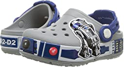 Crocband R2D2 Lights Clog (Toddler/Little Kid)